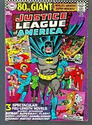 Justice League Of America 48 1966 Dc Vf 80pgs Giant Bandb 29, 3 Stories