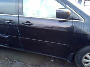 Passenger Right Front Door Electric Fits 08-10 Odyssey 16536684
