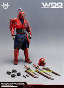 Devil Toys War Of Order Woo3 Knights Of The East 16 Action Figure Model