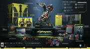 Cyberpunk 2077 Collectorand039s Edition Playstation 4 2020 Preorder Confirmed