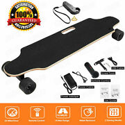 Electric Skateboard Power Motor 8 Layers Maple Long Board With Remote Controller