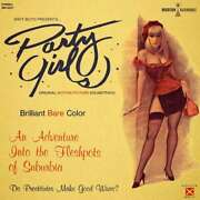 Whit Boyd Combo The - Party Girls Original Motion Pi New Lp