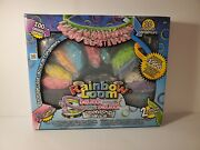 Rainbow Loom Deluxe Rubber Band Crafting Kit New