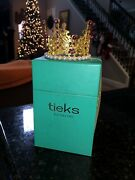 Tyrian Tieks Size 8 New In Box Limited Editionsold Out Never Opened