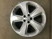 Buick Encore Wheel 18x7 Aluminum 5 Spoke Single Opt Rv6 Silver 15 16