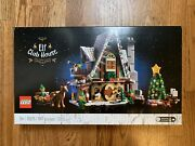 Lego 10275 Creator Expert Elf Club House -in Hand-new Sealed Box- Holiday -hot!