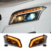 For Chevrolet Trax Led Headlights Projector Hid Drl Replace Oem Halogen 15-16