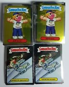 2020 Topps Garbage Pail Kids Chrome Series 3 Complete Base Set 100 Cards A And B