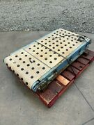 24andrdquo Wide X 52andrdquo Long Taylor Products Belt Conveyor