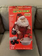New Telco 1994 Motion - Ettes Talking Santa, Oh My Feet Animated Still Wrapped
