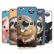 Official Animal Club International Faces Soft Gel Case For Oppo Phones