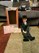 Vtg Old Charlie Mccarthy Very Rare And Complete Set