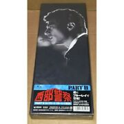 New Western Police Part Ii Complete Blu-ray Box Rare Japanese Masterpiece