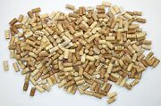 Natural Wine Corks, 439 Count 5-6 Lbs, Used