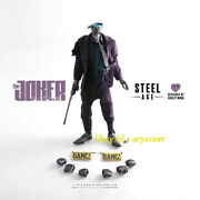 3a Toys 1/6 Steel Age 3a17003 The Joker Collectible Action Figure Model In Stock
