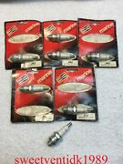 4....'nos' Champion J-4j Spark Plugs......marine / Boat....inboard And Outboard