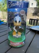 L. A. Dodgers Disney Donald Duck Behind The Plate Bobblehead New In Packaging