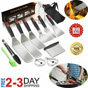 Haevy Duty Blackstone Griddle Accessories Kit Outdoor Grilling Bbq Professional
