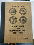 Flying Eagle And Indian Head Set Lacks 4 Coins Nice Coins 1856-1909 Q4aq