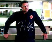 Taylor Kinney Autographed 8x10 Photo Signed Picture Very Nice And Coa