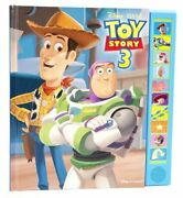 Toy Story 3 Play-a-sound Book Book The Fast Free Shipping