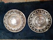 Ford Mustang Hubcaps Center Caps Vintage Antique Old Pony Carandnbspandnbsp