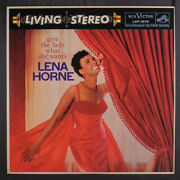 Lena Horne Give The Lady What She Wants Rca Victor 12 Lp
