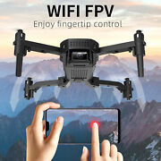 Durable Folding Quadcopter 2.4ghz Interference-proof Wifi Remote Control Drone