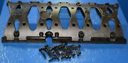 Volvo D12 Ved12 Engine Block Stiffener Strengthen Plate And Bolts 8170117 - 8562