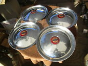 1930and039s-1940and039s 15 Inch Chrysler Full Wheel Disks Woody