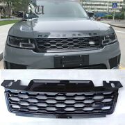 For 2018-2021 Land Rover Range Rover Sport Grill Facelift Badge Grille Guard