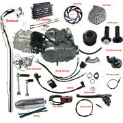 Lifan 140cc Engine Motor Kit For Baja Dirt Runner 90 Apollo Rfz 125 Xr70 Z50 Ssr