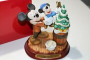Disney Collectible First Disney Christmas Collectible Convention Figurine 1998