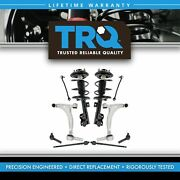 Trq Steering And Suspension Kit Front Lh Rh Set Of 10 For 02-06 Nissan Altima New