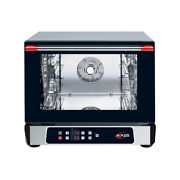 Axis Ax-513rhd Single Deck Half Size Electric Convection Oven With Programmab...