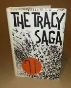 The Tracy Saga - Kern County California - 1962 First Edition - Signed