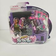 Nerf Rebelle Dart Diva Bag And Belt With 10 Darts New In Box