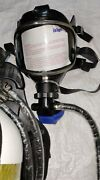 Drager 90 Plus Complete Scba Self Contained Breathing Apparatus With Carbon Cy