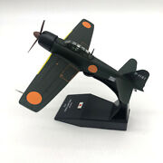 172 Wwii Japanese A6m3 Zero Zero Fighter Simulation Alloy Aircraft Model