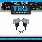 Trq Front Suspension Kit Strut And Spring Assemblies With Sway Links For Chrysler