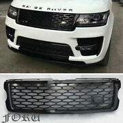 Svo Front Grille For Land Rover Range Rover Vogue Grill 2013-2017 Facelift Cover