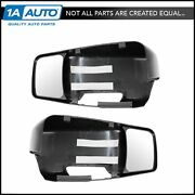 Clip On Mirror Extension Left And Right Pair Set Of 2 For Dodge Ram 1500 2500 3500