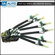 Central Port Fuel Spyder Injector Injection Assembly For Gmc Chevy Pickup 4.3l