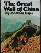 The Great Wall Of China By Jonathan Fryer - Excellent Hardcover Book