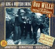 Bob Wills And His Texas Playboys - King Of Western Swing New Cd