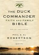 Duck Commander Faith And Family Bible By Nelson Thomas