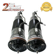 Pair Front Hydraulic Abc Shock Absorber For Mercedes W221 S Cl Class 2213206113