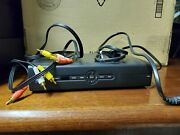 Model D12-100 Directv Receiver Cable Box Direct Tv With Power Cord Used