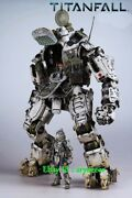 3a Threezero 1/12 The Fall Of Titan Atlas And Pilot 20-inch Action Figure In Stock