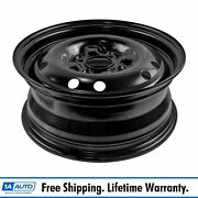 Dorman 15 Inch Steel Replacement Wheel Rim New Each For Nissan Altima Sentra